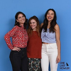 Shelley, Holland and Cristal