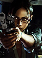 Sheva Alomar - resident-evil photo