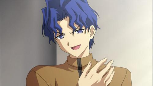 Fate Series wolpeyper entitled Shinji Matou