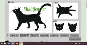 Slightfeather