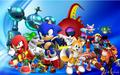 Sonic Wallpaper - sonic-the-hedgehog photo