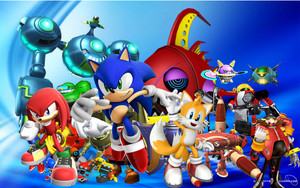 Sonic hình nền