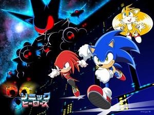 Sonic X 5