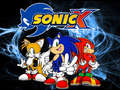 Sonic X 6 - sonic-the-hedgehog photo