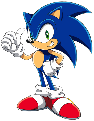 Sonic the Hedgehog wallpaper entitled Sonic X