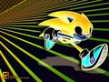 Sonic auf Richtiger Spur - sonic-the-hedgehog photo