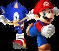 Sonic und Mario Team - sonic-the-hedgehog photo
