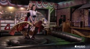 Sophie Turner and Maisie Williams at Carpool Karaoke