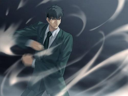 Fate Series 바탕화면 titled Souichirou Kuzuki