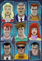 Spider Man the Animated Series  - marvel-comics wallpaper