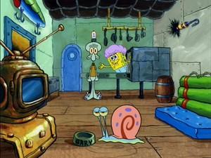 Spongebob, Sq