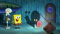 spongebob-squarepants - Spongebob, Squidward and Gary wallpaper