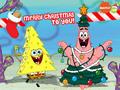 spongebob-squarepants - Spongebob and Patrick Christmas wallpaper wallpaper