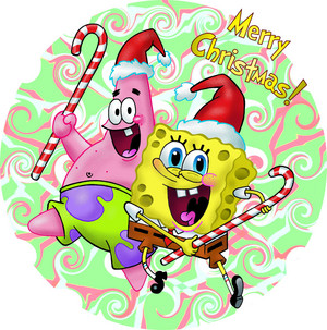 Spongebob and Patrick wallpaper