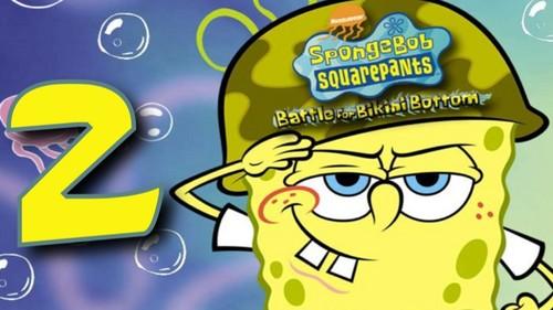 Spongebob Squarepants wolpeyper titled Spongebob