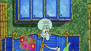 Squidward پیپر وال