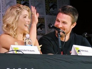 Stephen and Emily @ SDCC 2017