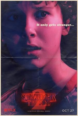 Stranger Things 2 - Poster - Eleven