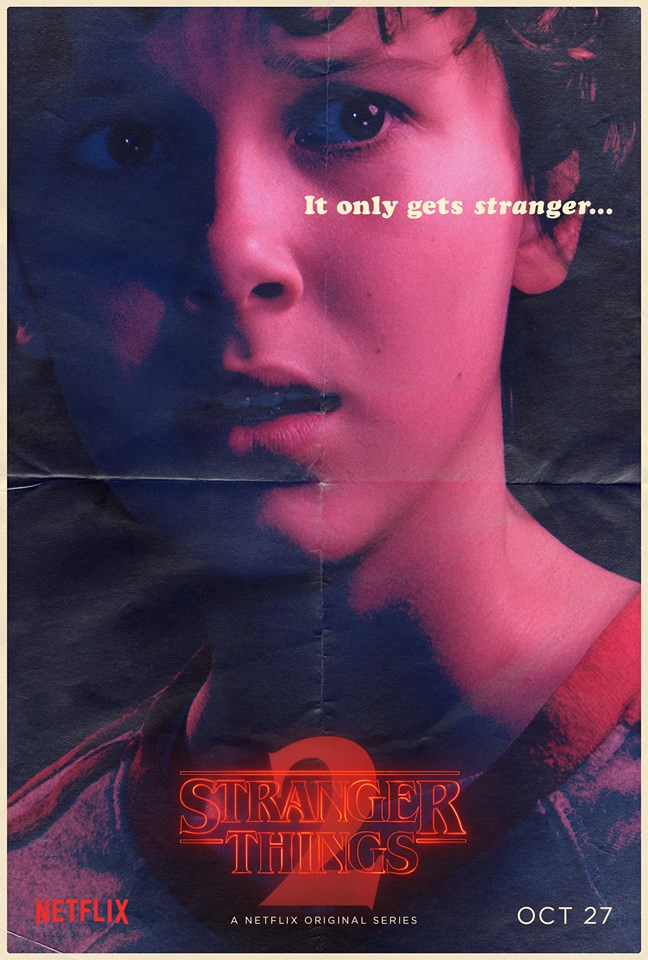 Stranger Things 2 - Poster - Eleven