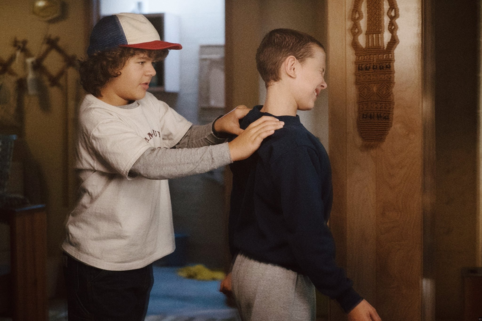 Stranger Things Season 1 Behind the Scenes picture