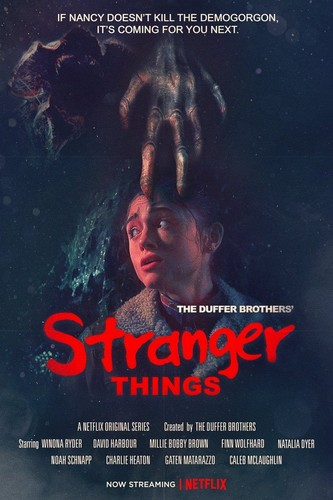Stranger Things achtergrond titled Stranger Things Season 2 Poster