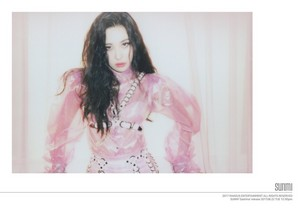 Sunmi '가시나(Gashina)' Concept Photo