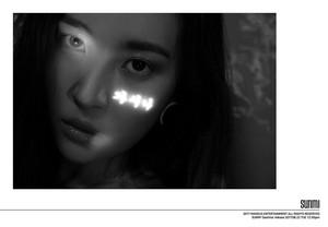 Sunmi '가시나(Gashina)' Concept foto