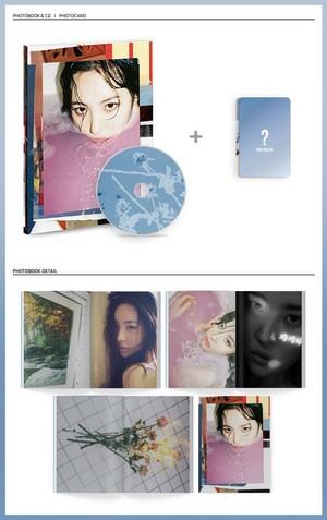 Sunmi Special Edition '가시나(Gashina)' Album Details