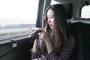 Sunmi's trip to Tokyo, Japan