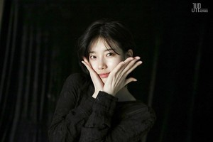 Suzy's Pictorial Photoshoot Behind for DAZED Magazine