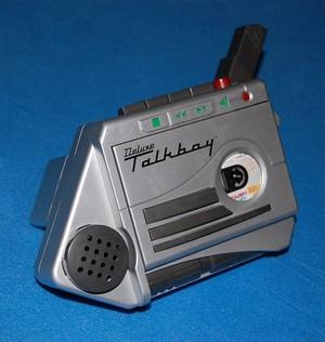 Talkboy Cassette Player