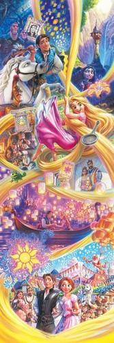 Công chúa tóc mây hình nền entitled Công chúa tóc mây