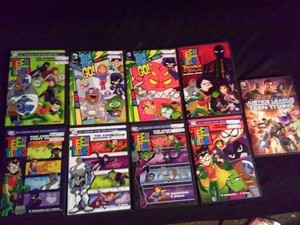 Teen Titans DVD Collection
