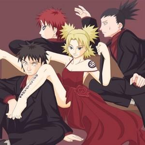 Tem & her bodyguards