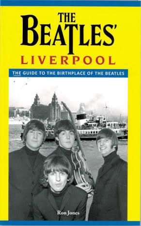 The Beatles' Liverpool guidebook