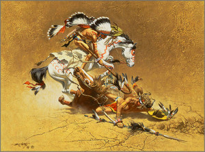The Coup by Frank McCarthy