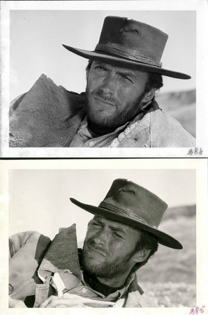 The Good the Bad and the Ugly -(still of a deleted scene)