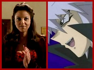 The Insane Vampiress and The Tomb Robber