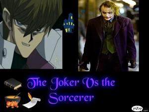 The Joker vs the Sorcerer