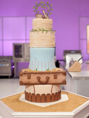 The Knot Cake