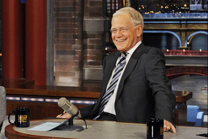 Late toon With David Letterman