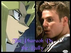 The Pharaoh Vs the Bully