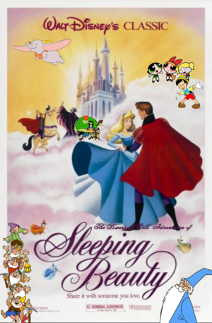 The Powerpuff Girls's Adventures of Sleeping Beauty