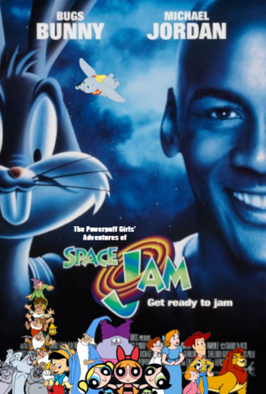 The Powerpuff Girls's Adventures of Space Jam