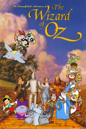 The Powerpuff Girls's Adventures of The Wizard of Oz