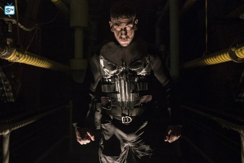 The Punisher - Netflix 바탕화면 entitled The Punisher - First Look 사진