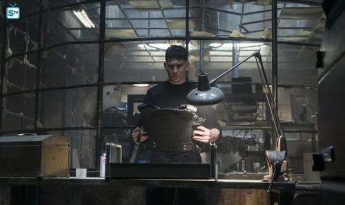 The Punisher - Netflix karatasi la kupamba ukuta entitled The Punisher - Promo Pics