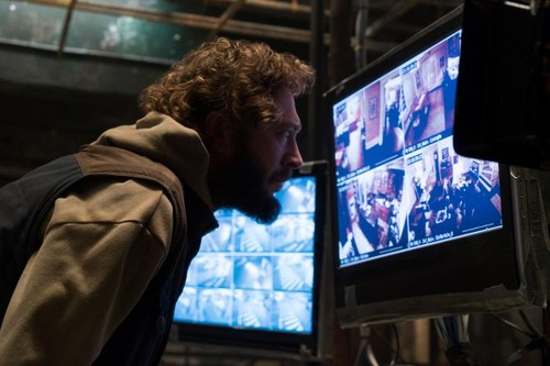 The Punisher - Netflix karatasi la kupamba ukuta titled The Punisher Season 1 First Look