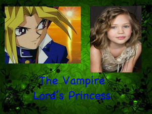 The Vampire Lord's Princess