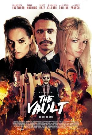 The vault, kho tiền (2017) Poster